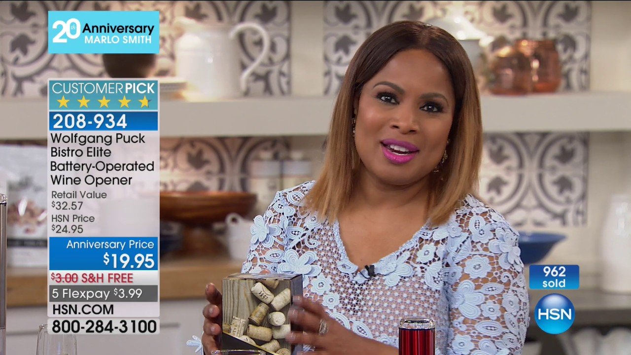 HSN | Marlo Smith's 20th Anniversary: Host Anniversary Event 08 06 2017 -  06 PM
