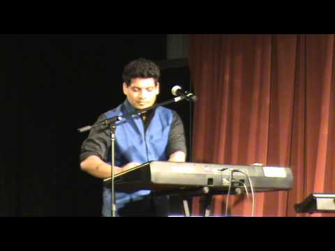 Amazing keyboard talent by Shyam Mac in Sydney 2016