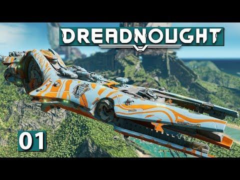Dreadnought   Captain Bruchpilot übernimmt! ► #01 Raumschiff Kommando Simulator deutsch german