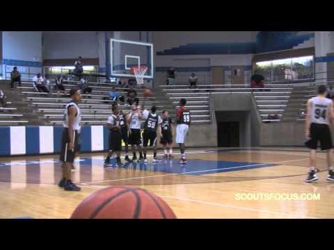 Team3 #136 Jordan Torrey 6'4 180 Lavaca High School 2013 AR