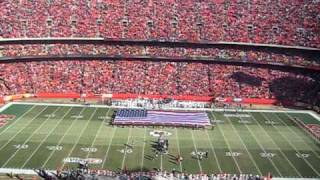 Eli Young Band botches National Anthem at Chiefs/Broncos game