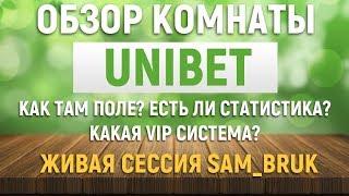 Обзор рума Unibet Poker (рейкбек на юнибет)