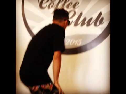 Cayman coffee club crazy dance better than Starbucks islands