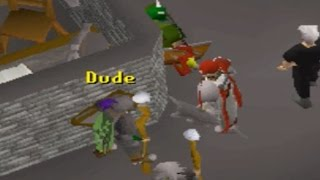 It's Christmas time in Oldschool Runescape so I decided to reward t...