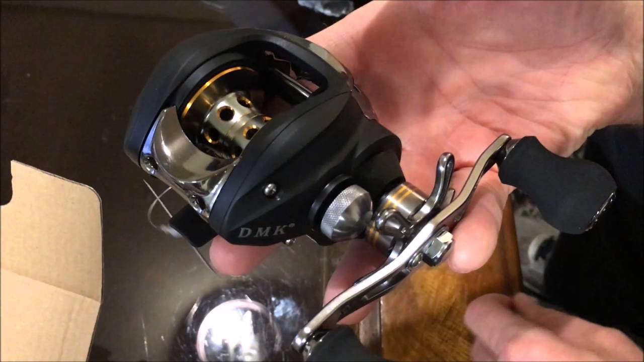 Bait Casting Reel From China Youtube