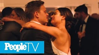 Lea Michele's Wedding: The Vows, Flowers & First Dance! | PeopleTV