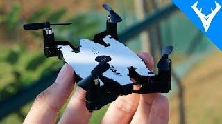 MINUSCULO mas da para se Divertir pagando POUCO - Mini DRONE