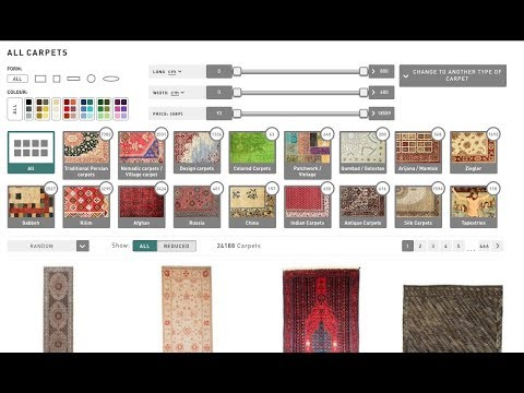Turbo Usage of Filters in the Online Shop of Nain Trading - YouTube DX31
