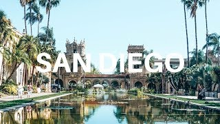 San Diego | Travel Video | 2-day itinerary