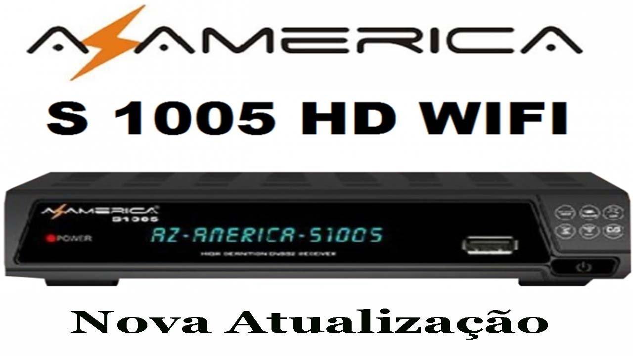 Resultado de imagem para AZAMERICA S1005 HD