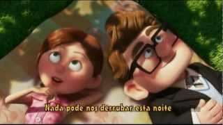 No matter what (legendado PT) - Papa roach - Clip: Up! Altas aventuras