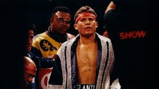 Julio Cesar Chavez (The Big Fights Highlights)