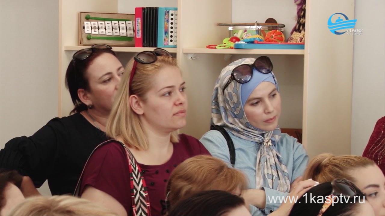 Самые талантливые и одаренные дети Каспийска представили свои номера на фестивале «Юные таланты»