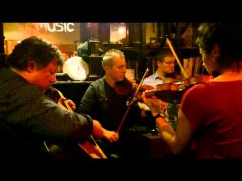 Captains Bar Edinburgh - Session - 27.2.2015