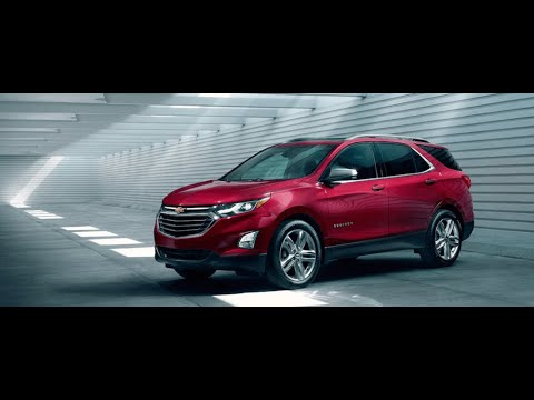 2020 Chevy Equinox Features & Road Review
