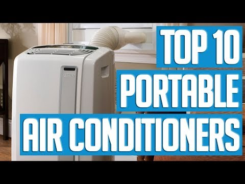 Best Portable Air Conditioners 2018   TOP 10 Portable Air Conditioner