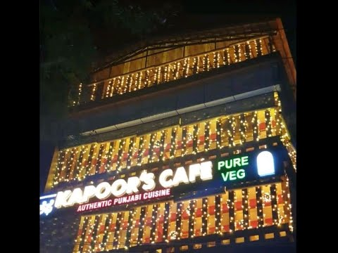 Download Restaurant Visits   Kapoor's Café   #PureVeg #Punjabi #Restaurant   #Bangalore   #New Restaurant