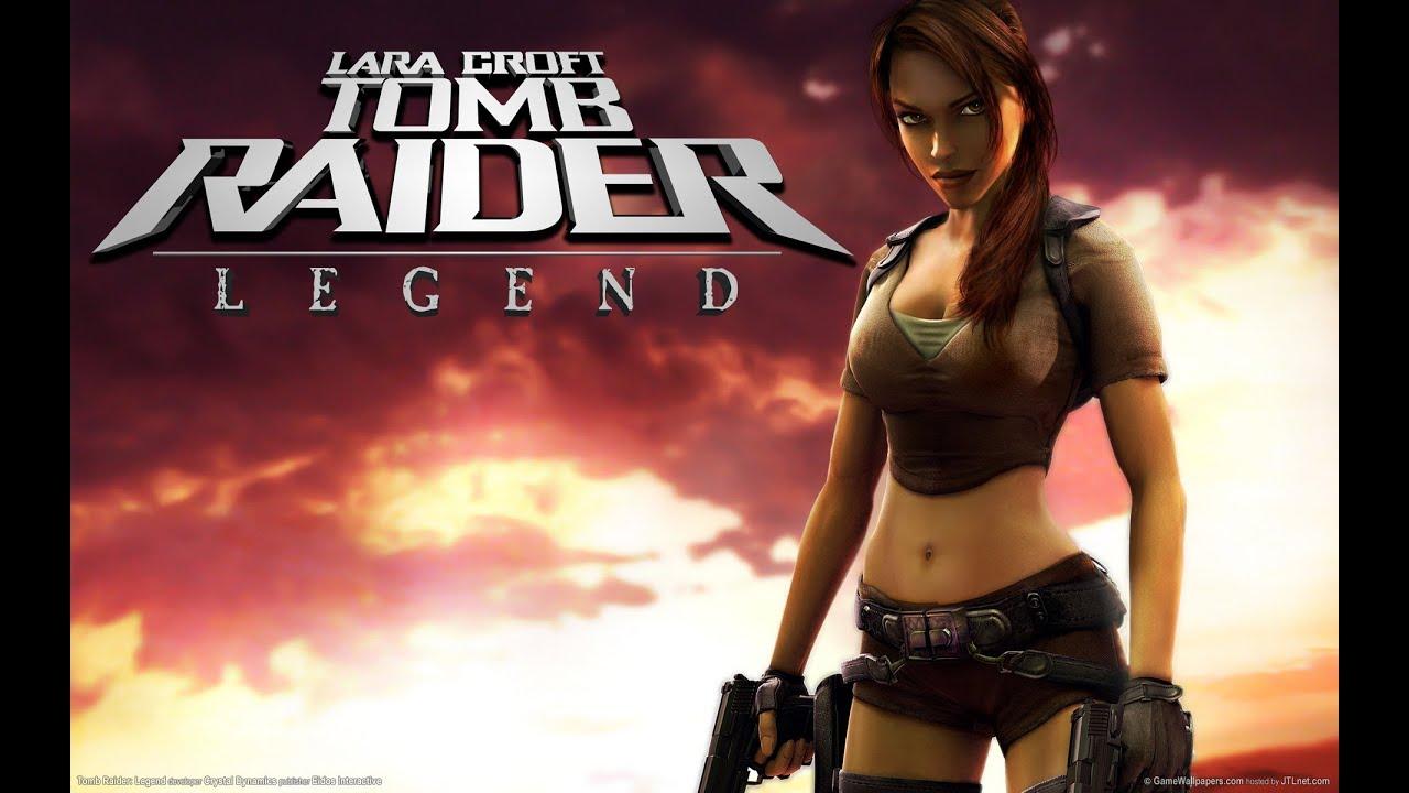 Lara Croft Tomb Raider Legend Demo Walkthrough Ps2 Youtube