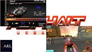 Asphalt: Urban GT 2 PSP Gameplay [4K]