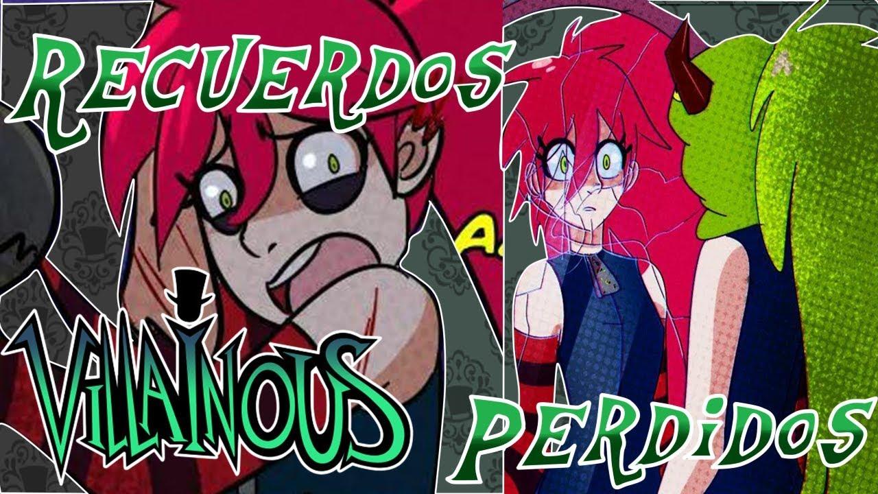 Villainous【Mini Comic Fandub】- Recuerdos perdidos Demencia + Bloopers