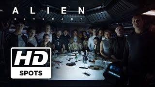 Alien: Covenant | Spot Oficial 2 | Legendado HD