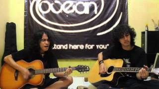 Syahril&Lutvi(Ocean) - When I See You Smile(Bad English)cover