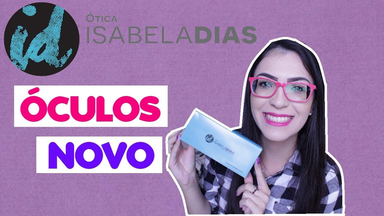 dc6944387 Experiência Ótica Isabela Dias: Meu Óculos de grau sem sair de casa - ALTA  MIOPIA