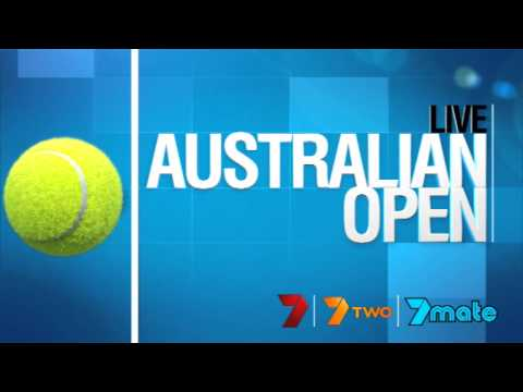 Yahoo7 Tennis Promo