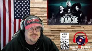 OMG!!!! Merkules ft Bone Thugs N Harmony   ''Homicide'' Reaction