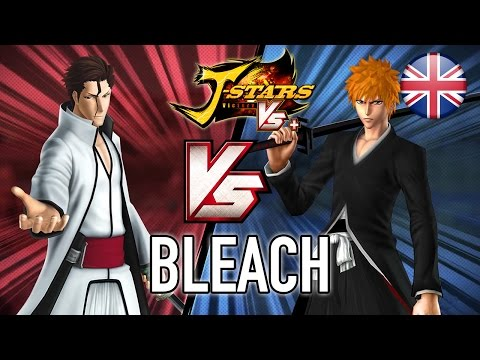 J-Stars Victory VS+ - PS4/PS3/PS Vita - Bleach (English Trailer)