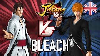 J-Stars Victory VS+ - PS4/PS3/PS Vita - Bleach (English Trailer)