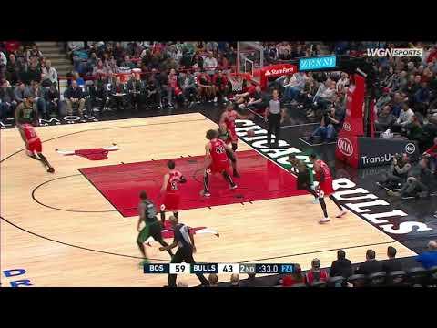 Boston Celtics vs Chicago Bulls : December 8, 2018