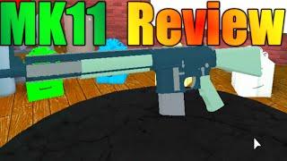 [ROBLOX: Phantom Forces] - Gun Review - MK11