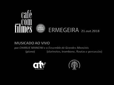 Café com Filmes - E o Cinema Vai Para... Ermegeira