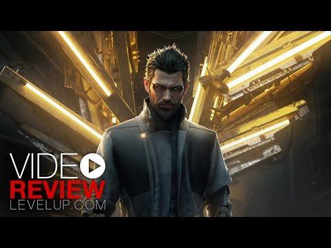 Deus Ex: Mankind Divided: VIDEO RESEÑA