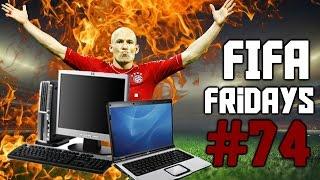 FIFA FRIDAYS #74 - ROBBEN HEEFT EEN ZIEKE PC!