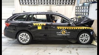 2020 Skoda Octavia Combi  – CRASH TEST