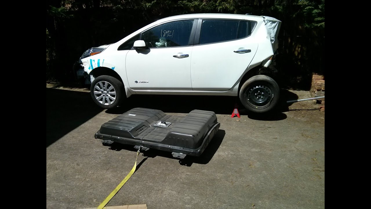 Nissan leaf battery upgrade