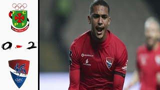Жил Висенте Пасуш де Феррейра 2 0 Обзор Матча Чемпионата Португалии 14 05 2021 HD