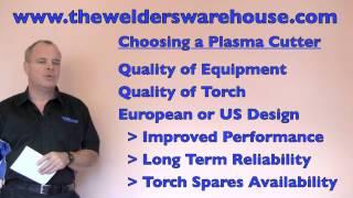 Choosing a Plasma Cutter