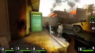 Lets Play Left 4 Dead 2 Multiplayer Versus (German/Uncut/HD) Part 1