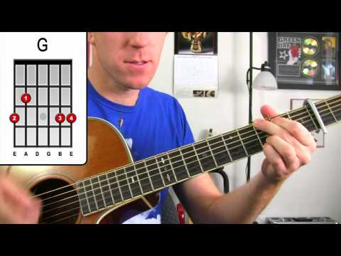 Fix You  Coldplay  Guitar Lesson ★ Easy Chords How To Play Beginners Tutorial