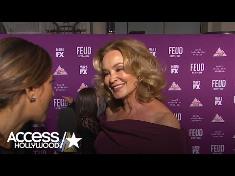 Feud Bette And Joans Jessica Lange Always Wanted To Play Joan Crawford