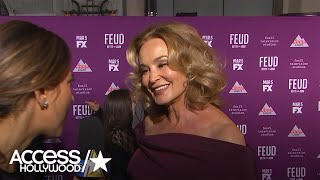 'Feud: Bette And Joan's' Jessica Lange: 'I Always Wanted To Play' Joan Craw