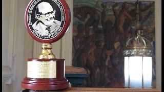 Premio Nacional de la Comunicación y el Periodismo Alfonso López Michelsen 2014.