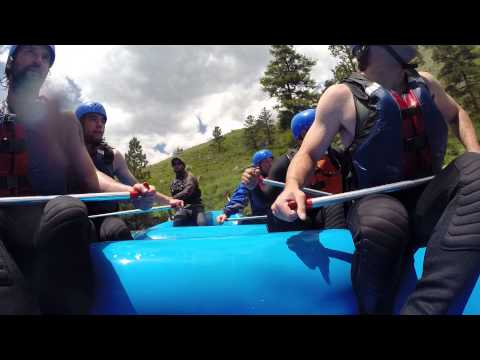 Rafting with A1 Wildwater in Colorado