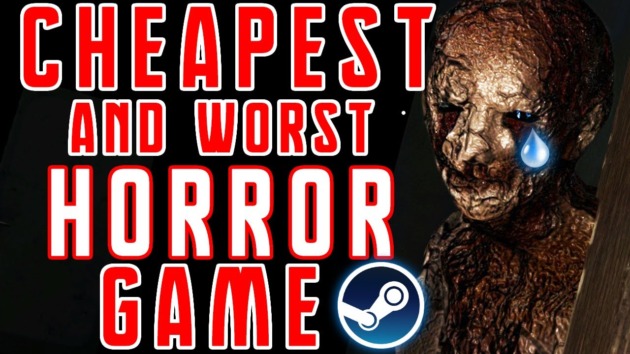 Free Horror Games On Steam - Red Player Gaming