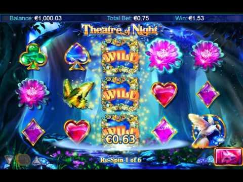 Игровой автомат Theatre Of Night