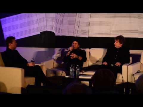 William Basinski explains his composition Deluge at Winnipeg New Music Festival 2.1.17