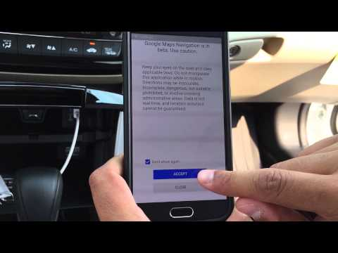 android auto on the 2016 Honda Accord